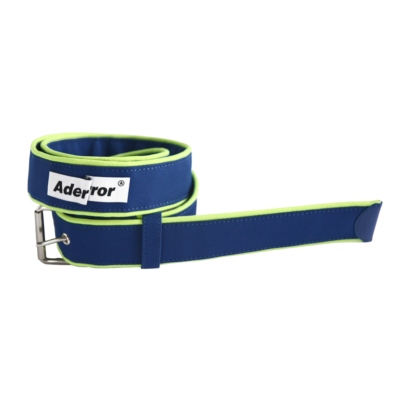 Piping Belt Blue