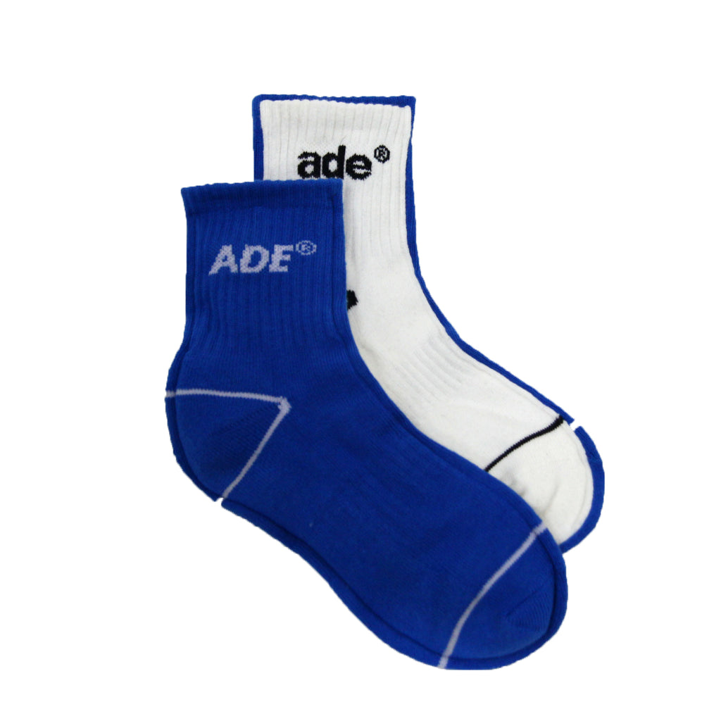 Ade Sewing Socks Blue