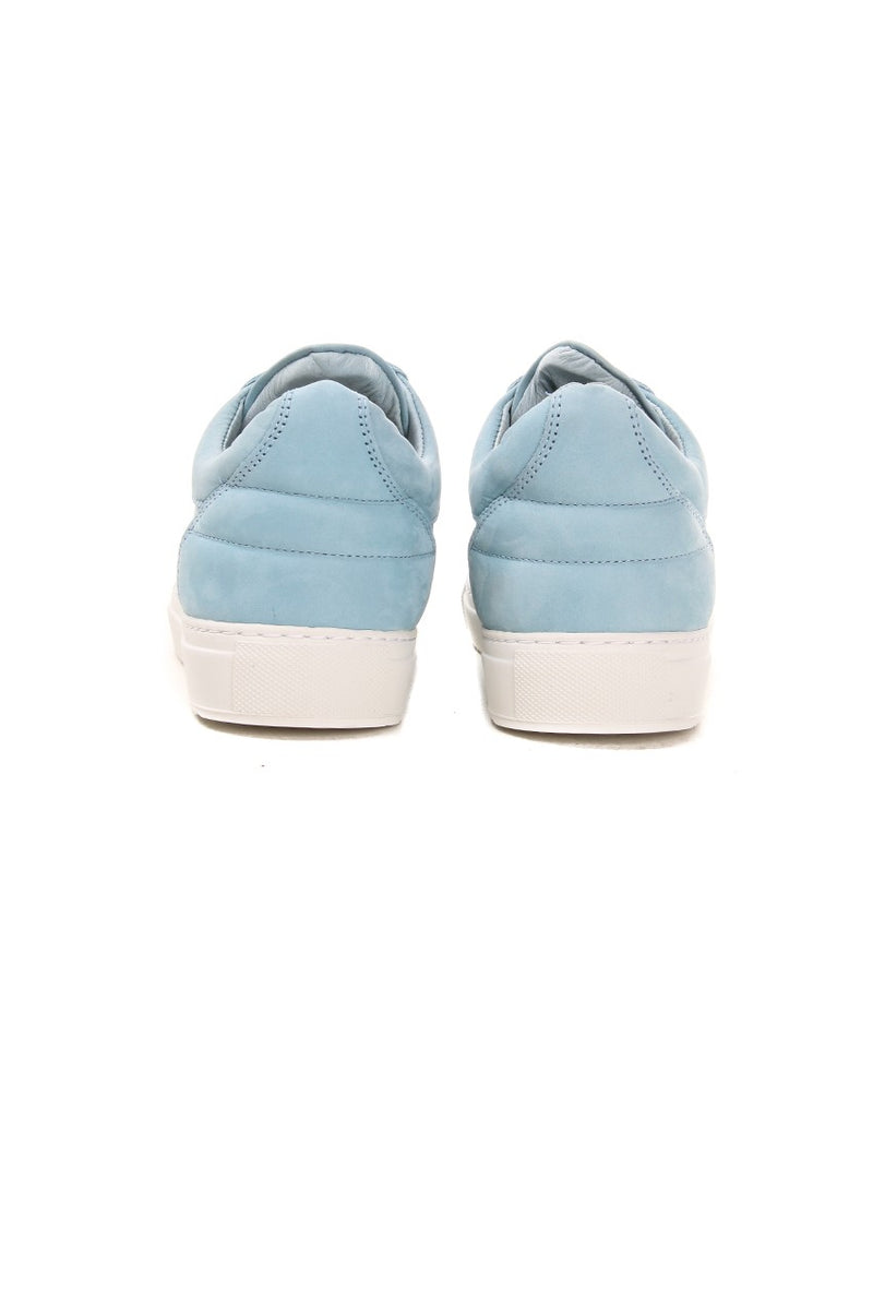 Wmn's Low Top Tone Perforated Baby Blue