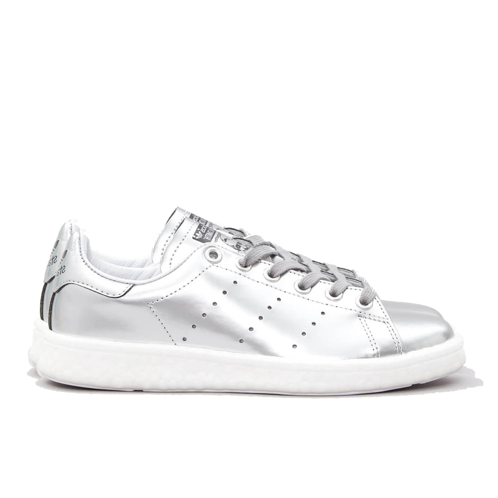 Wmn's Stan Smith Boost Silver