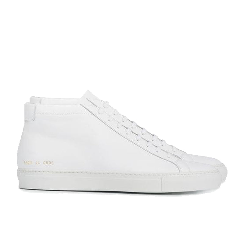 Men's Achilles Mid White