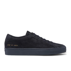Men's Achilles Low Suede Navy