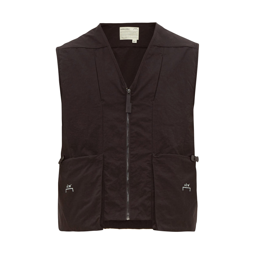 Drawcord Pocket Gilet