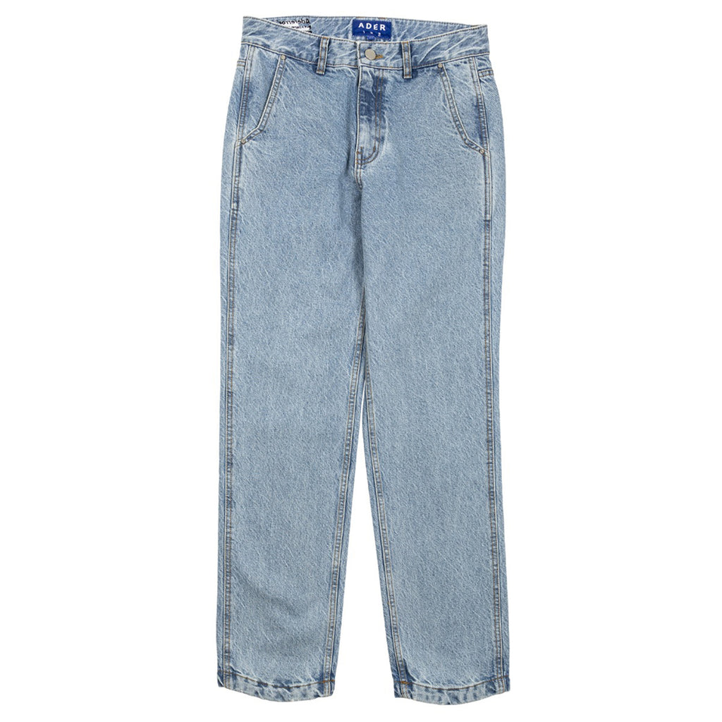Arrow Line Denim Pants