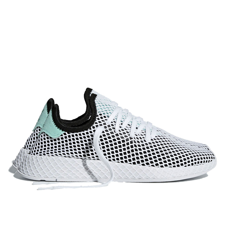 Men's Deerupt Runner Black/White