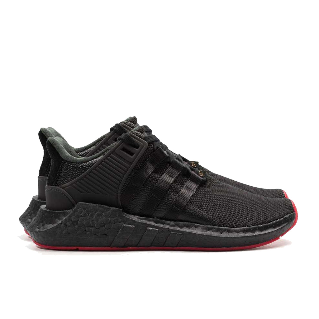 "Men's EQT Support 93/17 Boost ""Red Carpet Pack"""