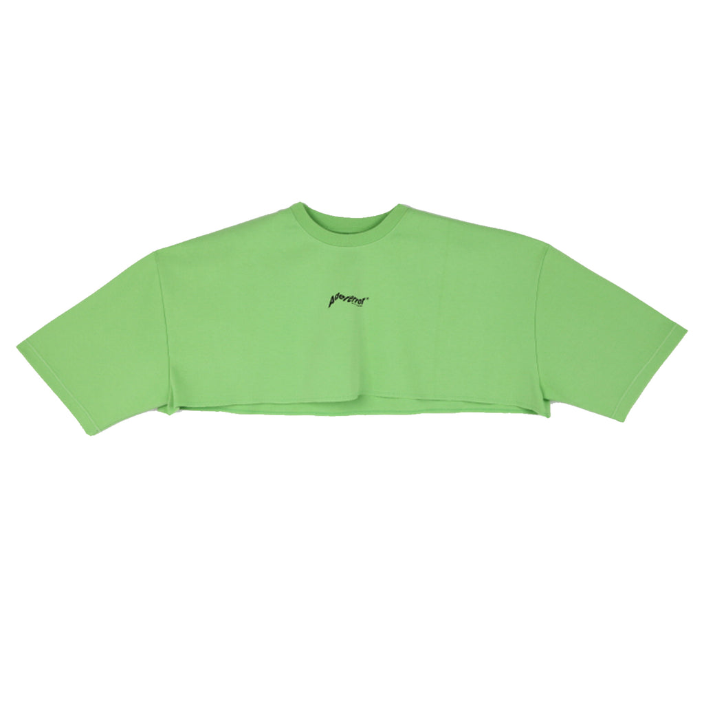 Oblique Cut T-Shirt