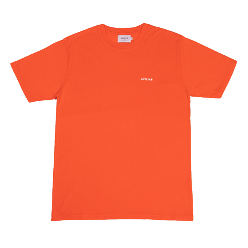 Organic Vertical T-Shirt Orange