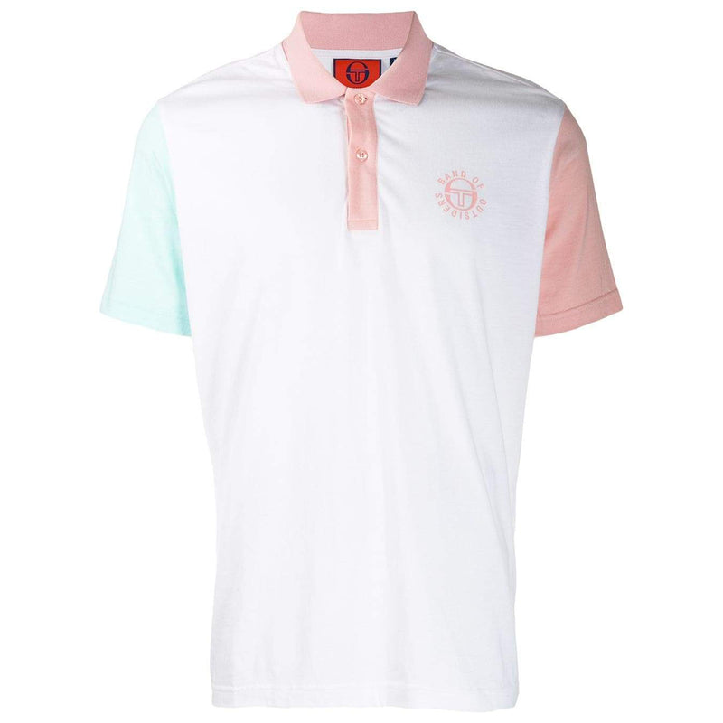Band of Outsiders Colourblock Polo