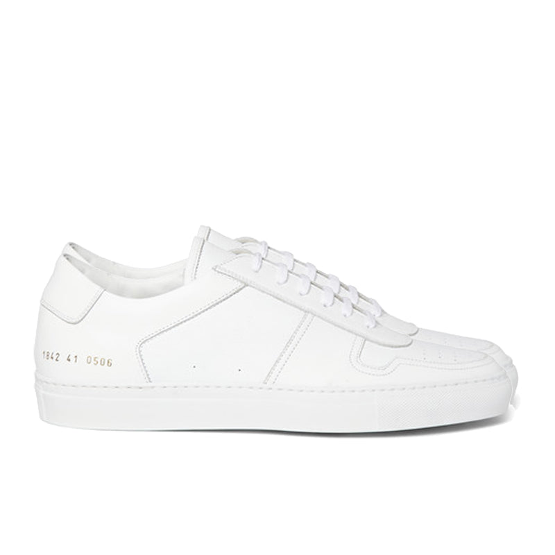 Men's BBall Low White