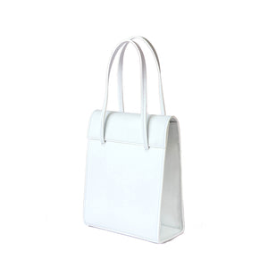 Frita Plain Bag White
