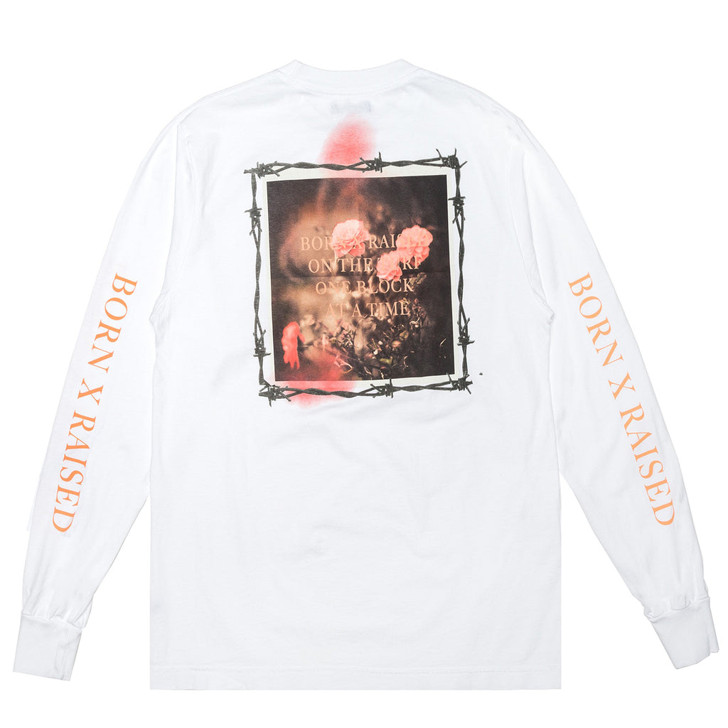Barbed Wire L/S T-Shirt