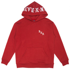 BXR Embroidered Hoodie