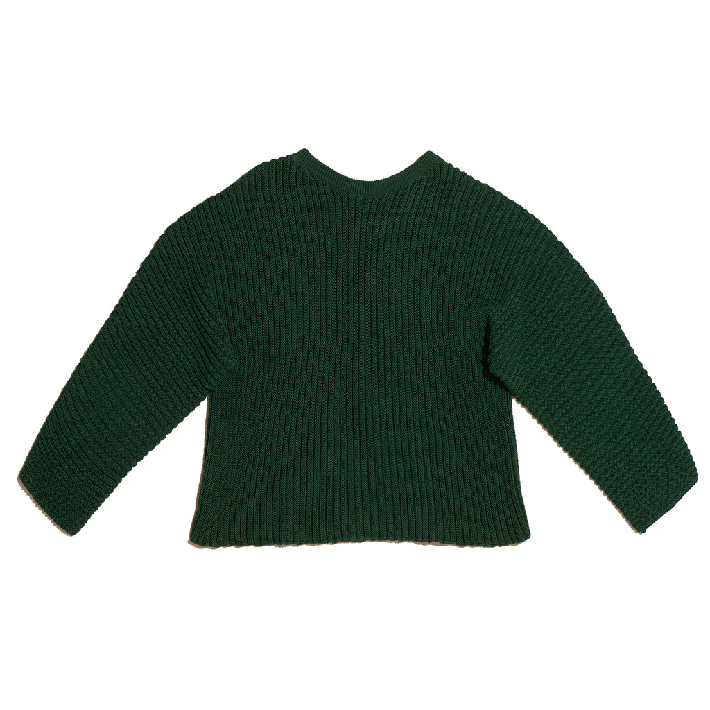 Kai Knit Pullover Green