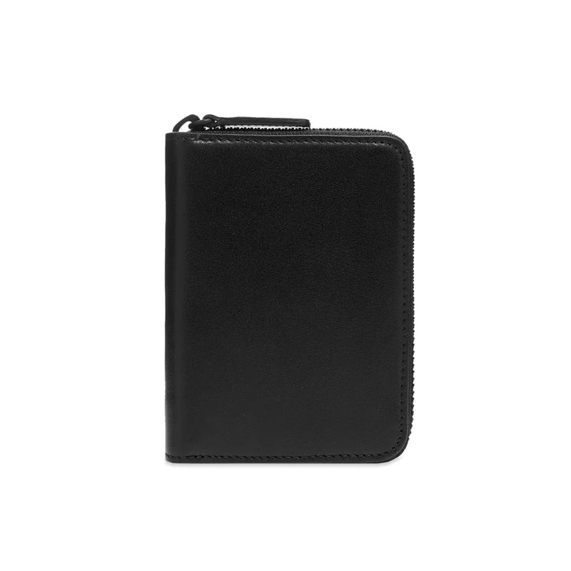 Zip Coin Case Black