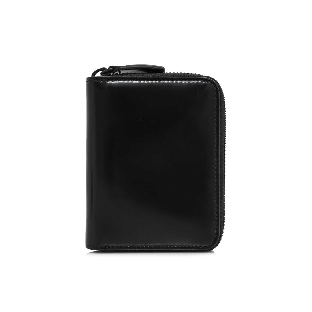 Zip Coin Case Boxed Leather