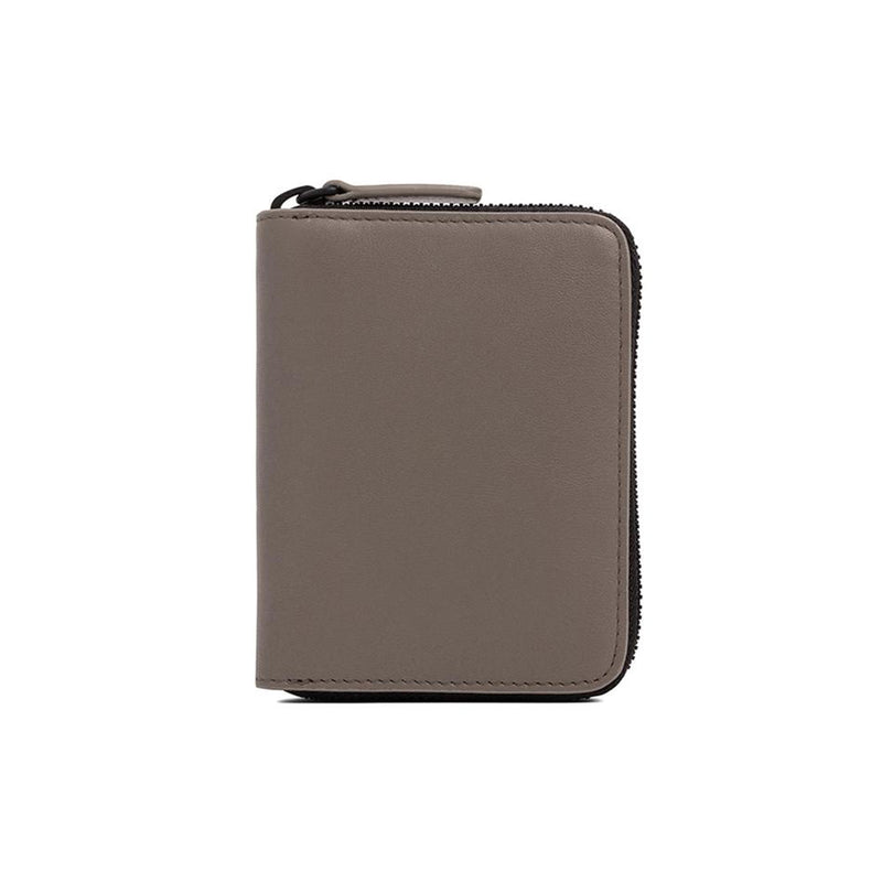 Zip Coin Case Warm Grey