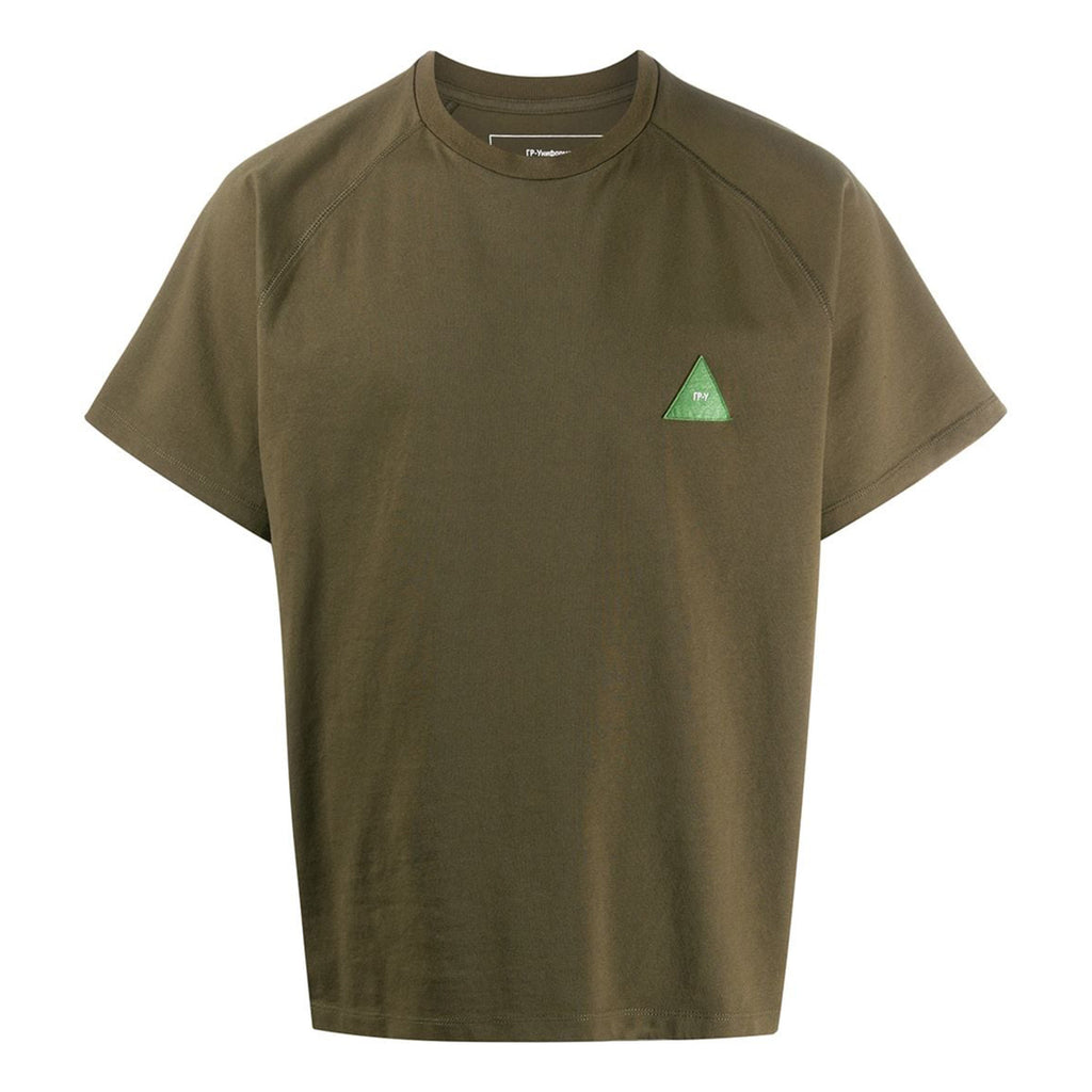 Patch T-Shirt Khaki