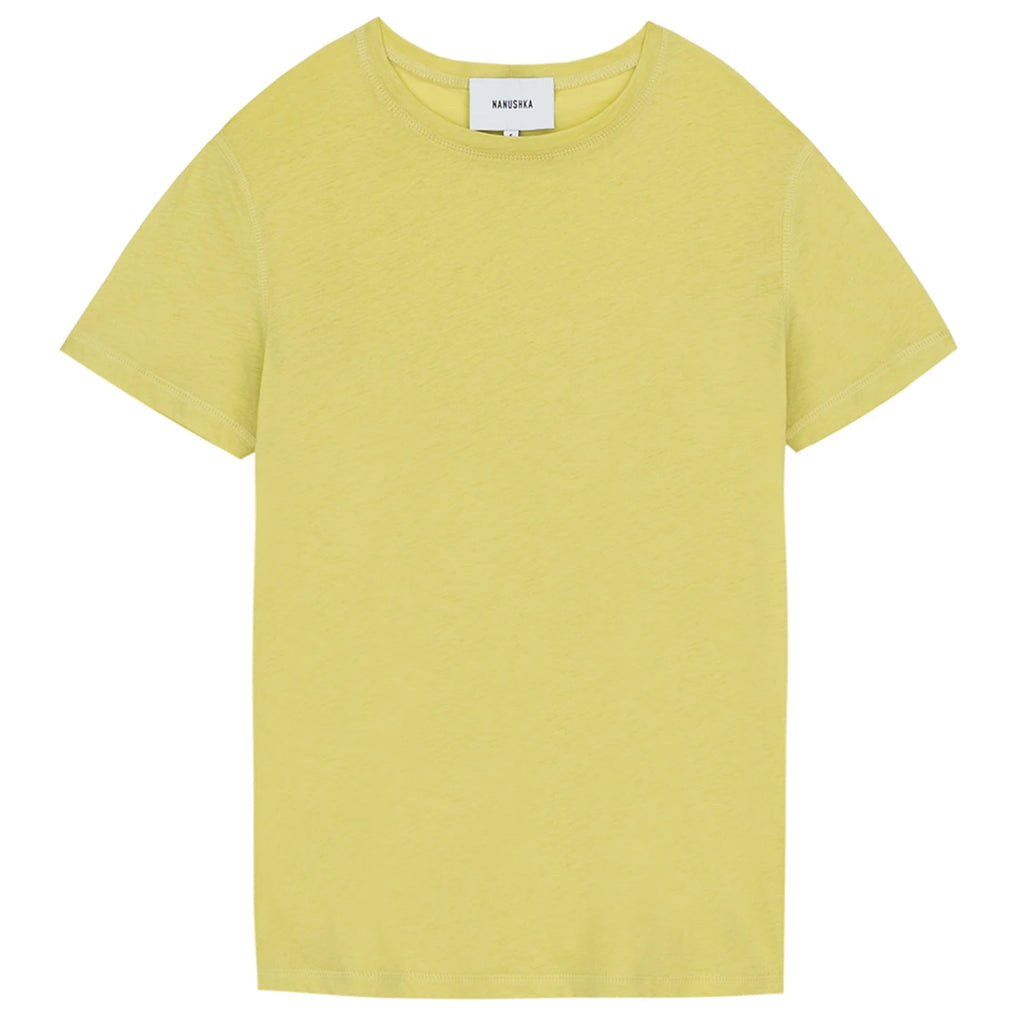 Guy T-Shirt Lime