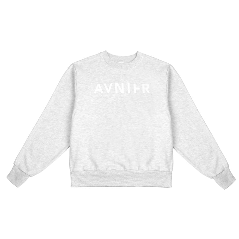 Horizon Heather Crewneck