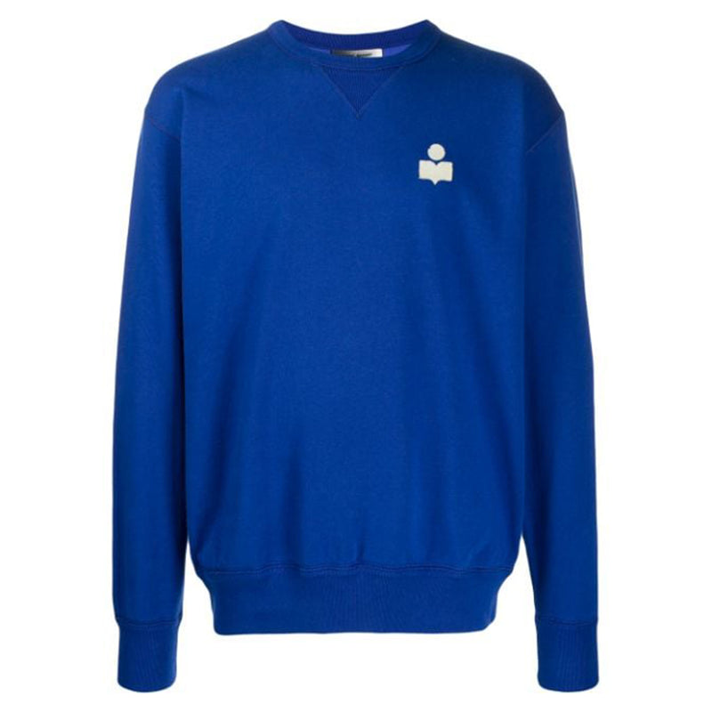 Mike Electric Blue Sweater