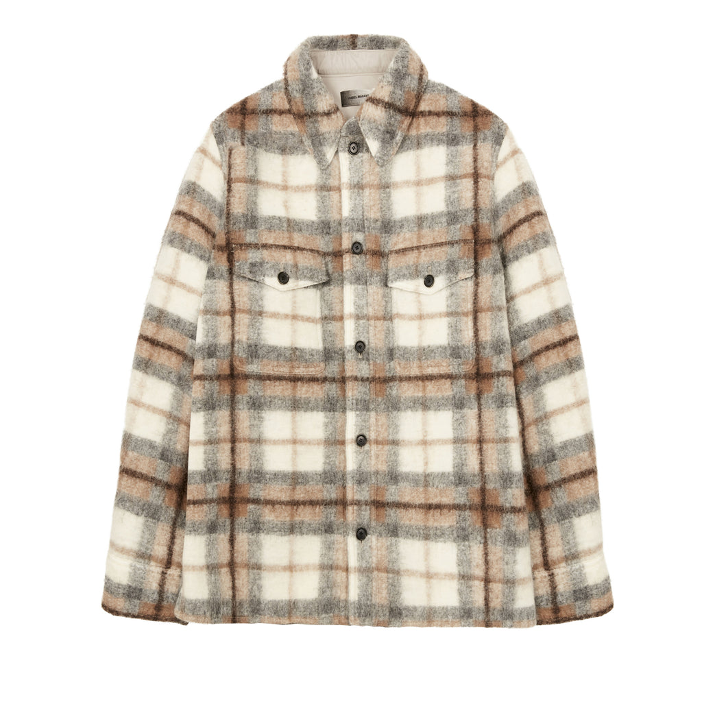 Gevron Overshirt Jacket