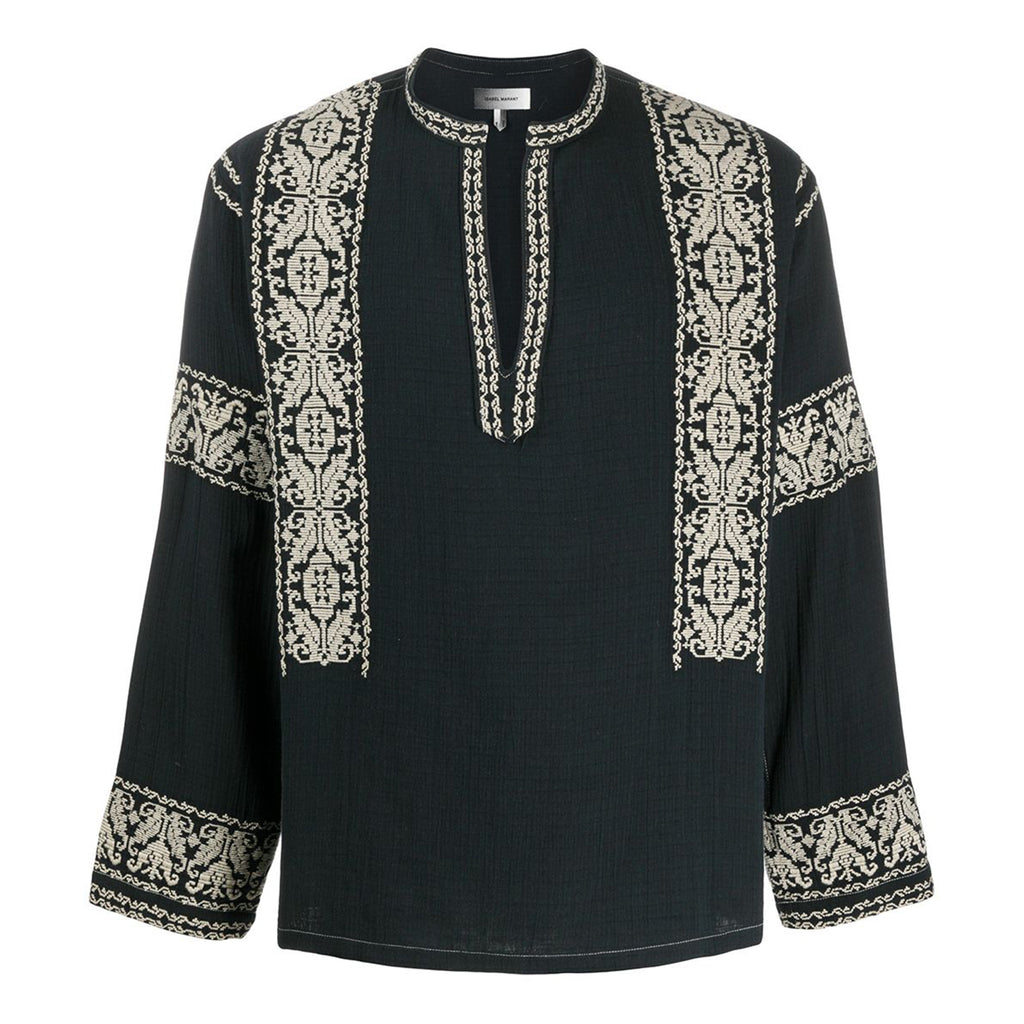 Piperi Embroidered Blouse