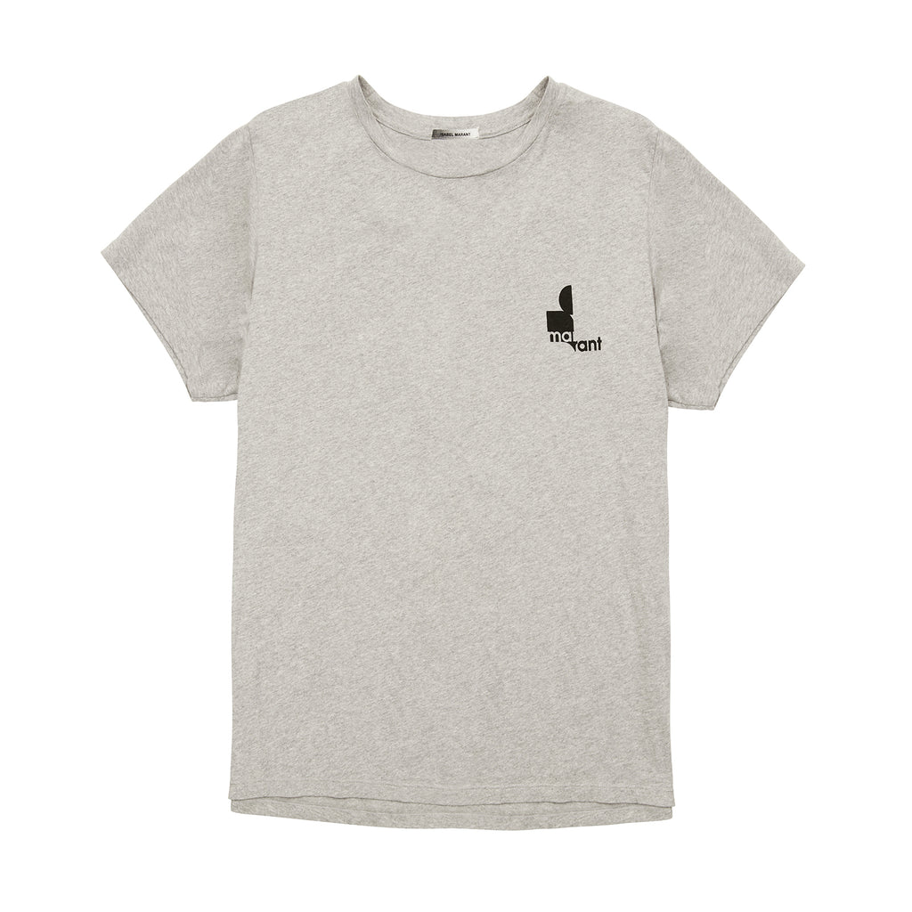 Zaffehr Logo T-Shirt Grey