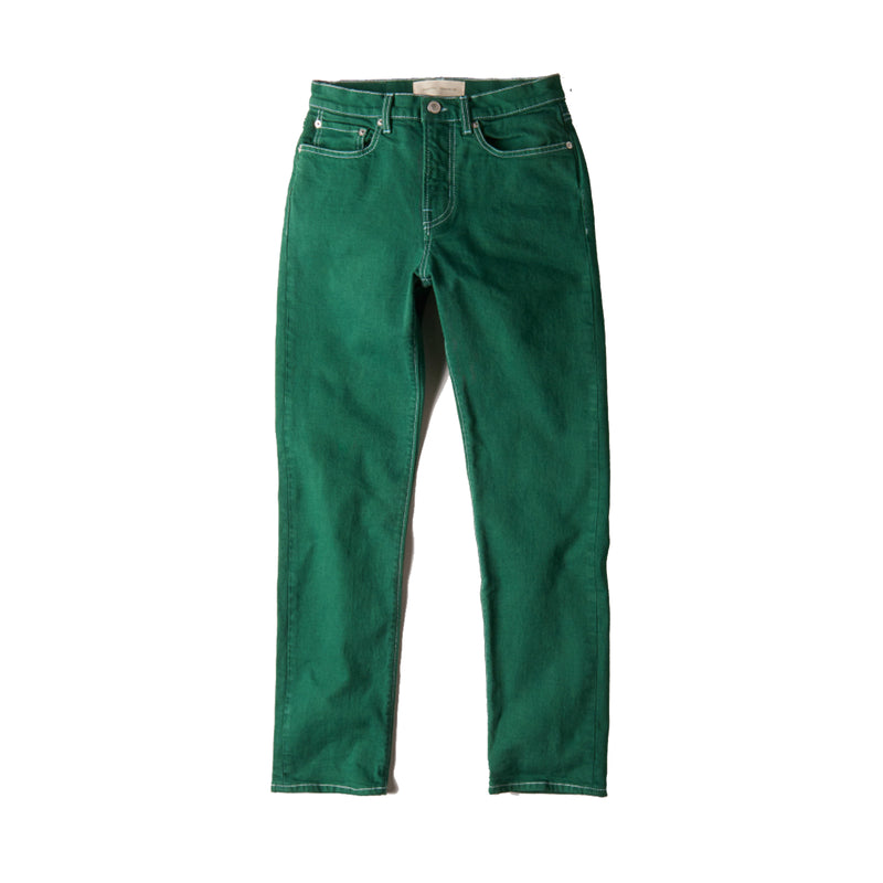 Classic Fit Jeans Ivy Green