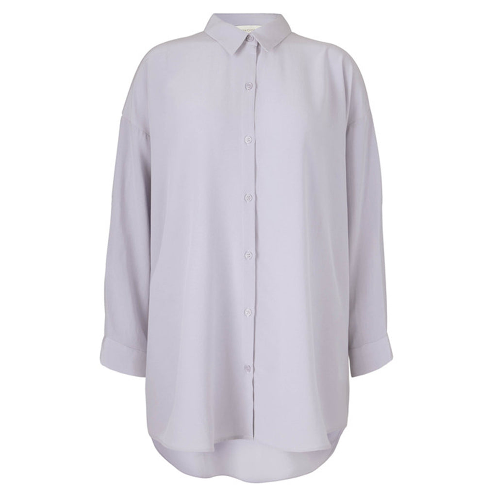 Bianca Shirt Light Purple