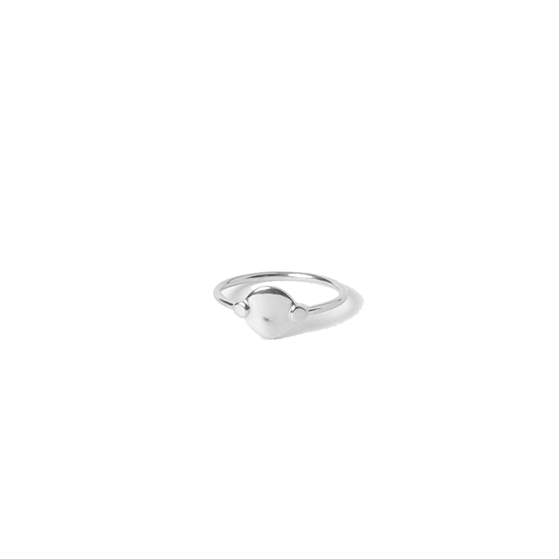 Elise Ring Silver