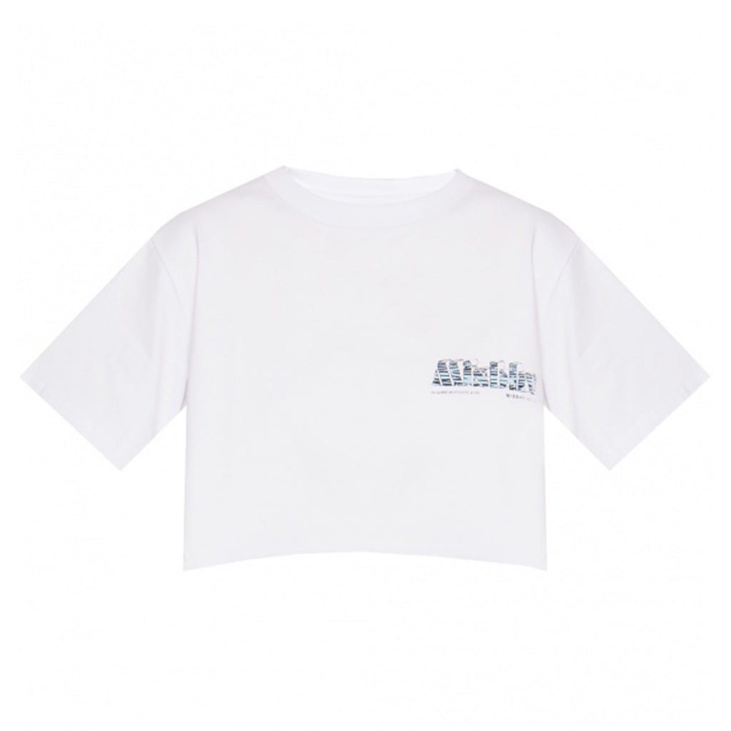 Hotel & Spa Cropped T-shirt