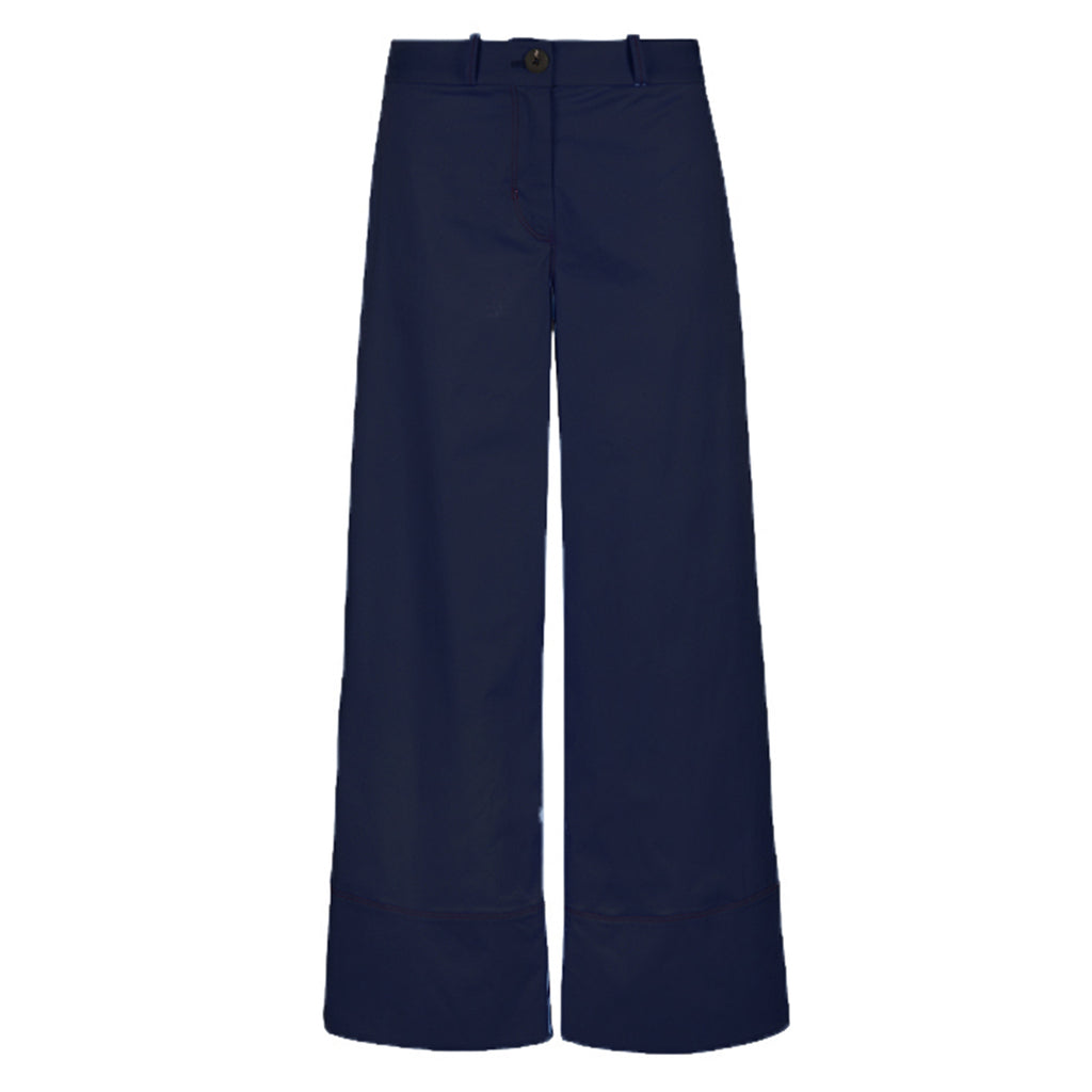 Hira Trousers Navy