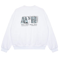 Hotel Spa Crewneck White