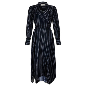 Keely Stripe Dress