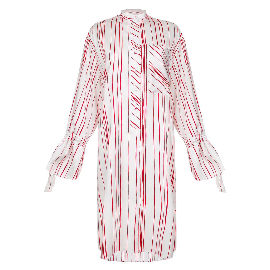 Keona Stripe Dress