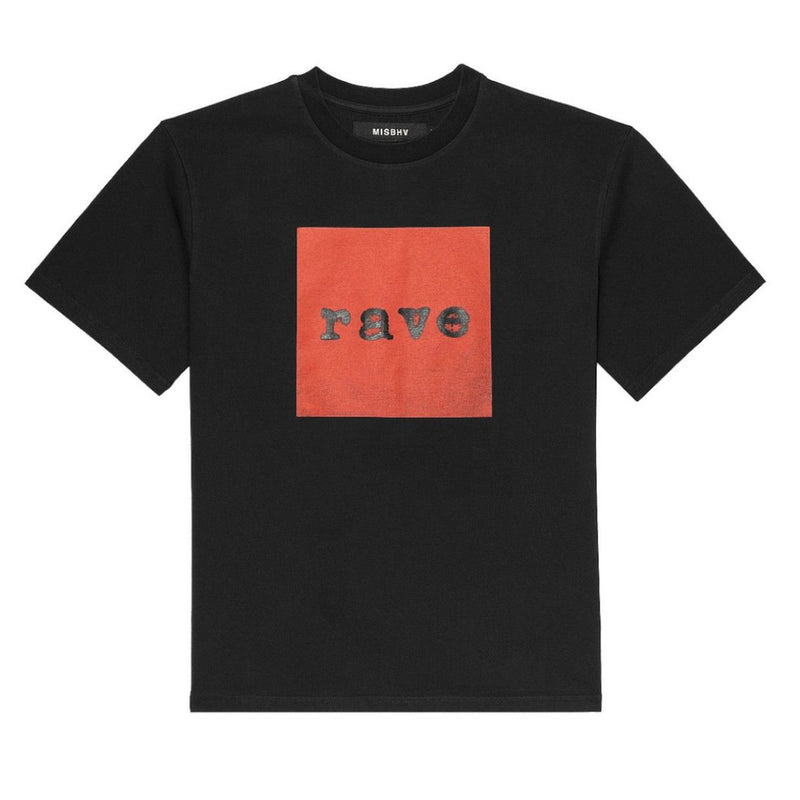Rave T-Shirt Black