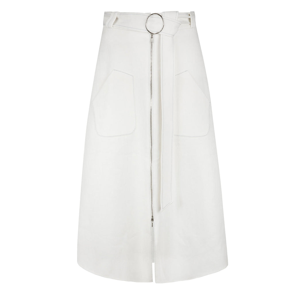 Rona Belted Skirt