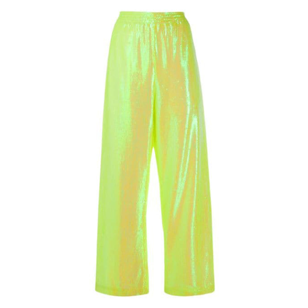 Sequin Neon Pants