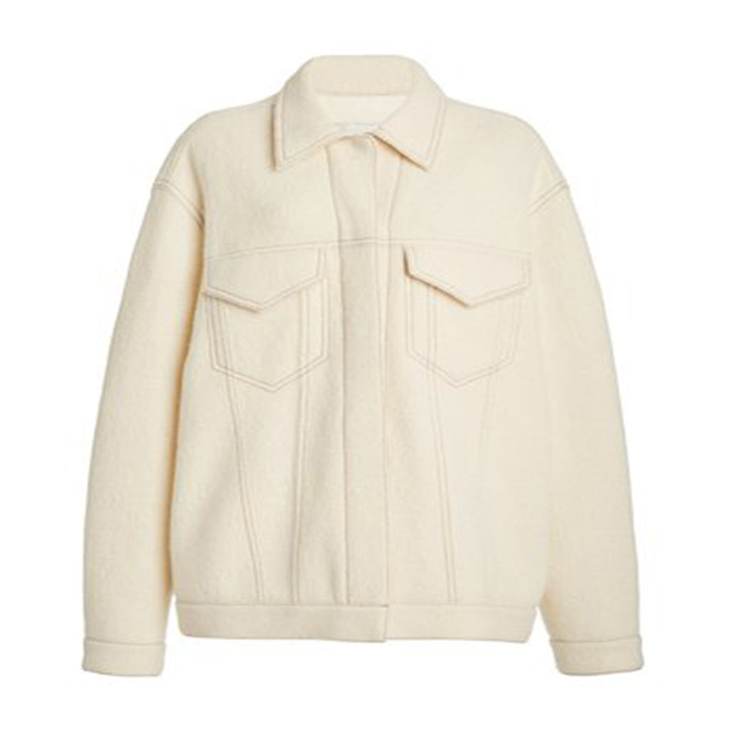 Amador Boiled Wool Jacket