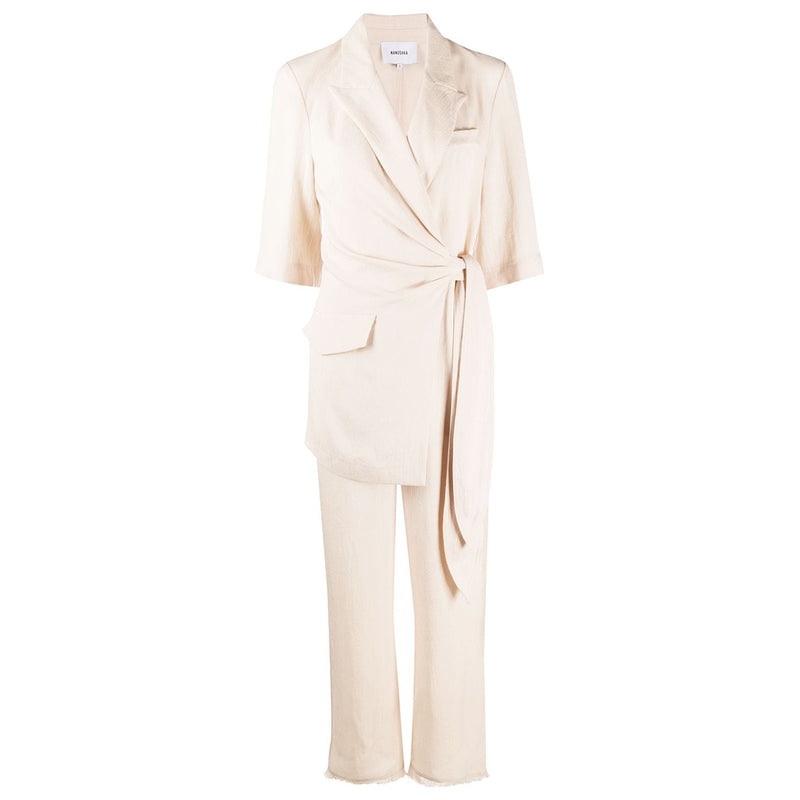 Astero Jumpsuit Off-White