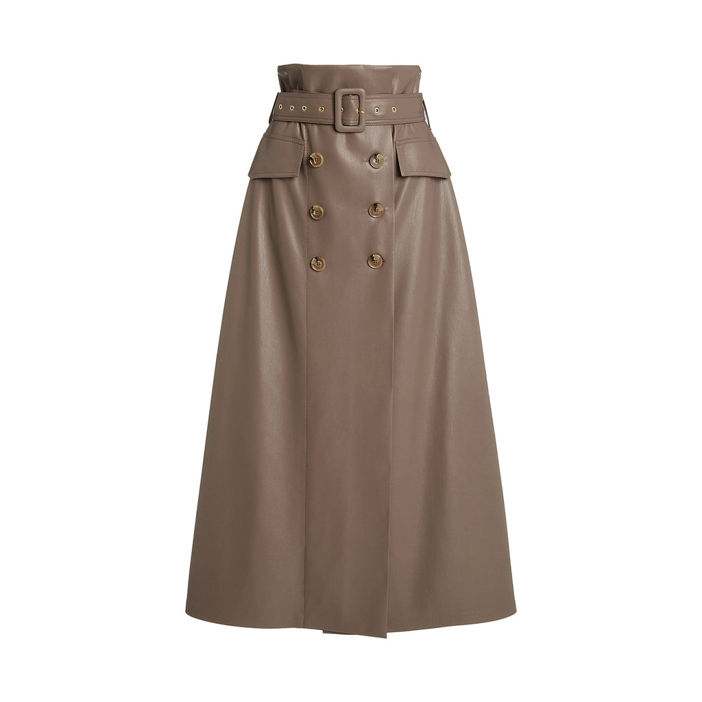 Zane Skirt Clay