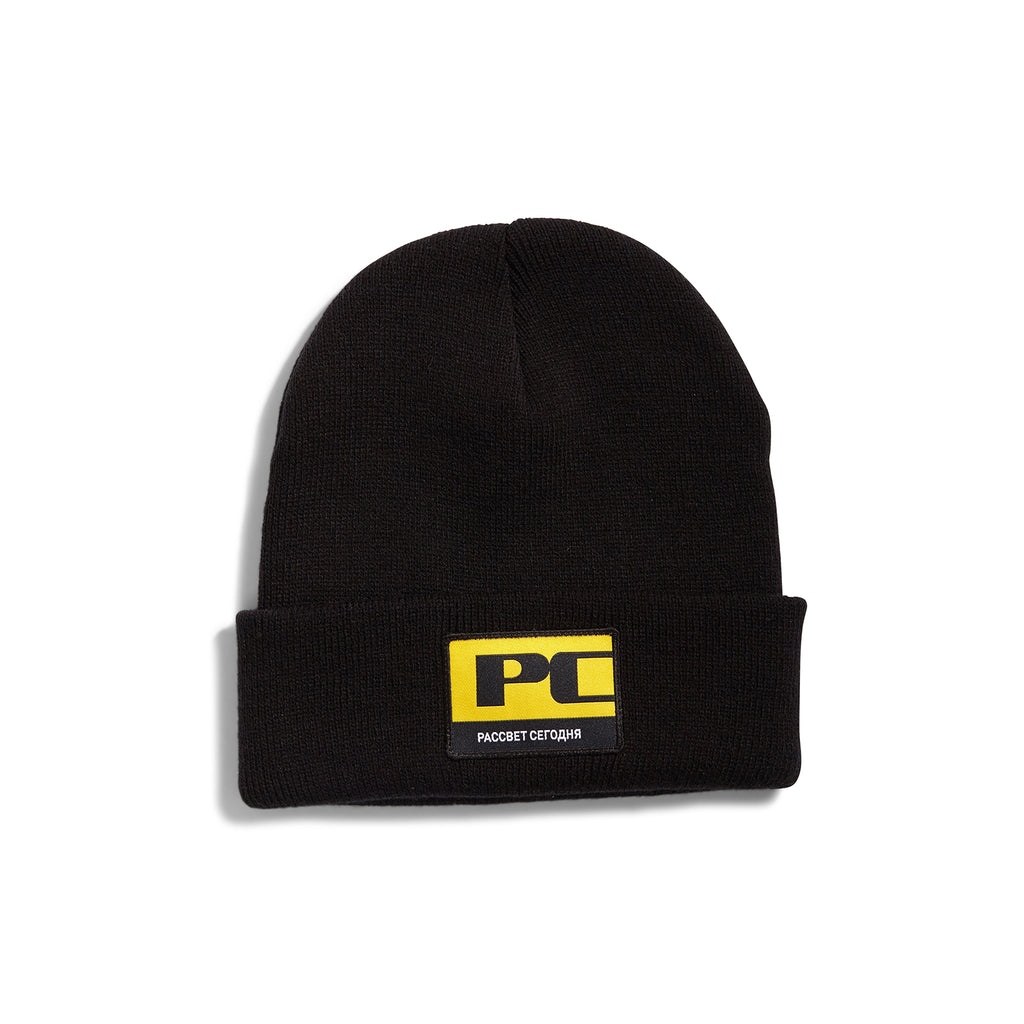 PC Beanie Black