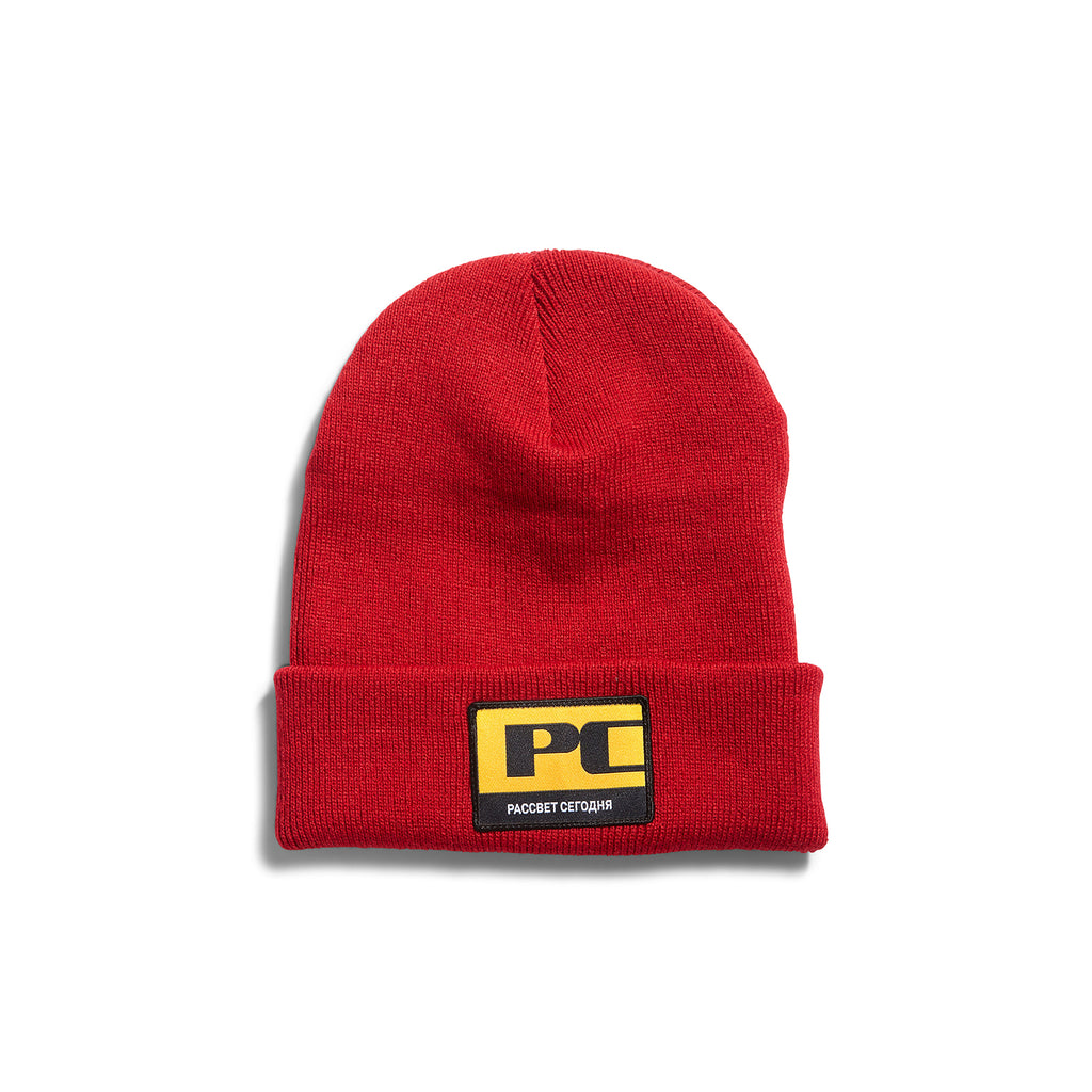 PC Beanie RED