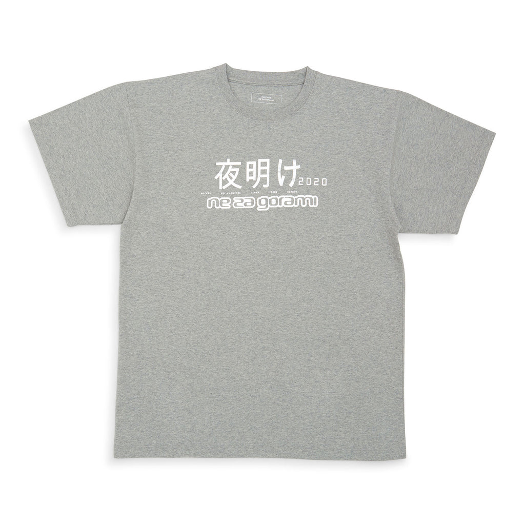 Gorami T-Shirt Grey