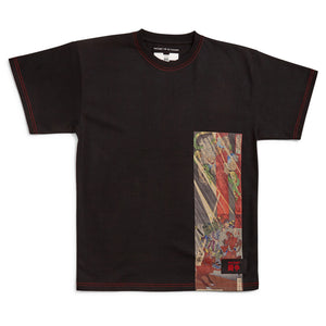 Pushkin Shortsleeve T-Shirt Black
