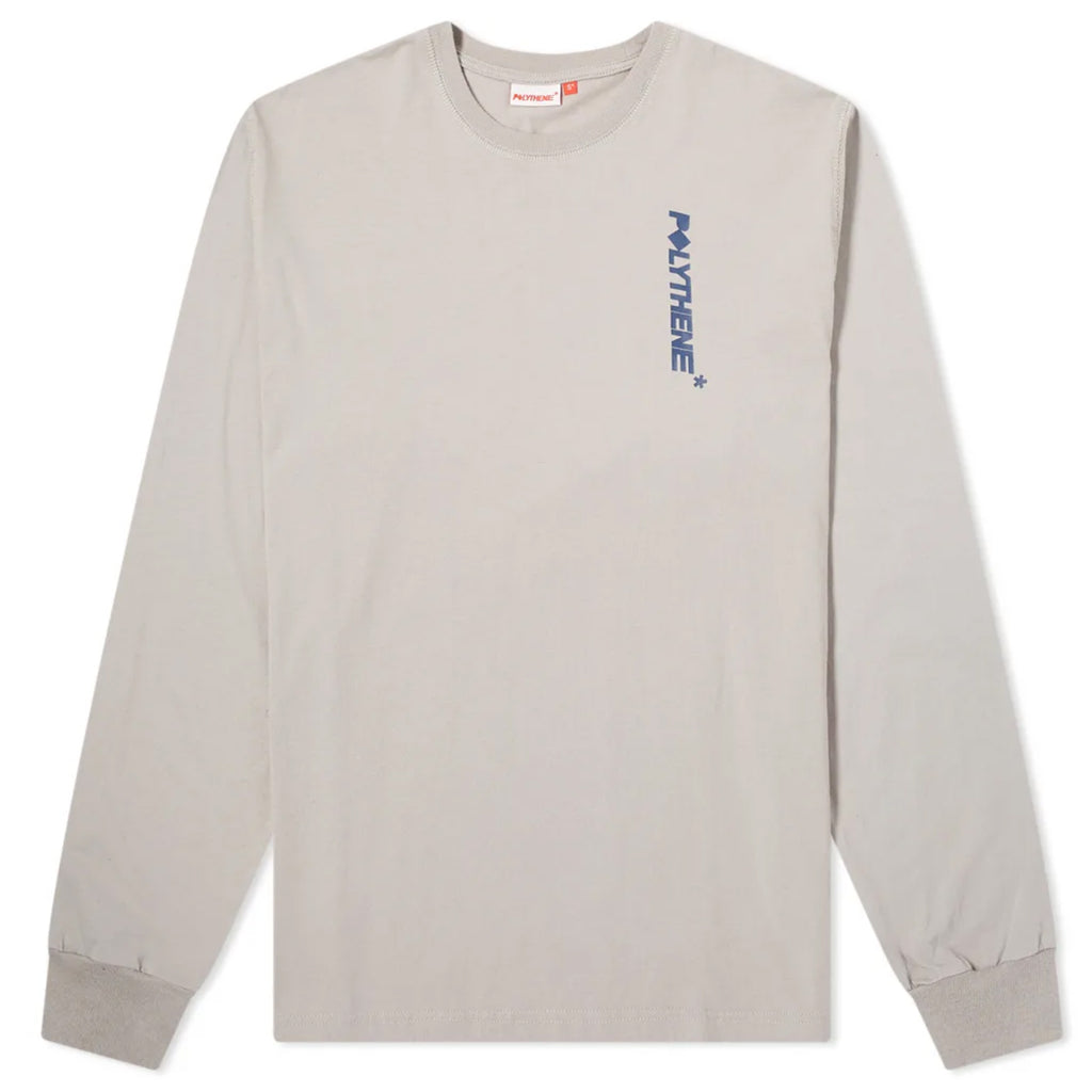 Bolt L/S T-Shirt Grey