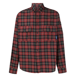 Check Flannel Shirt