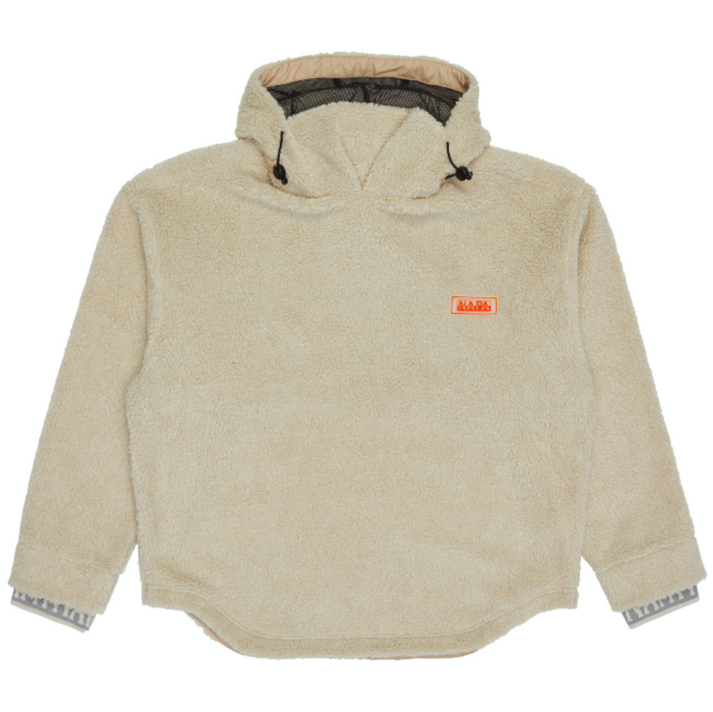 T-Jannu Polar Sweater Natural