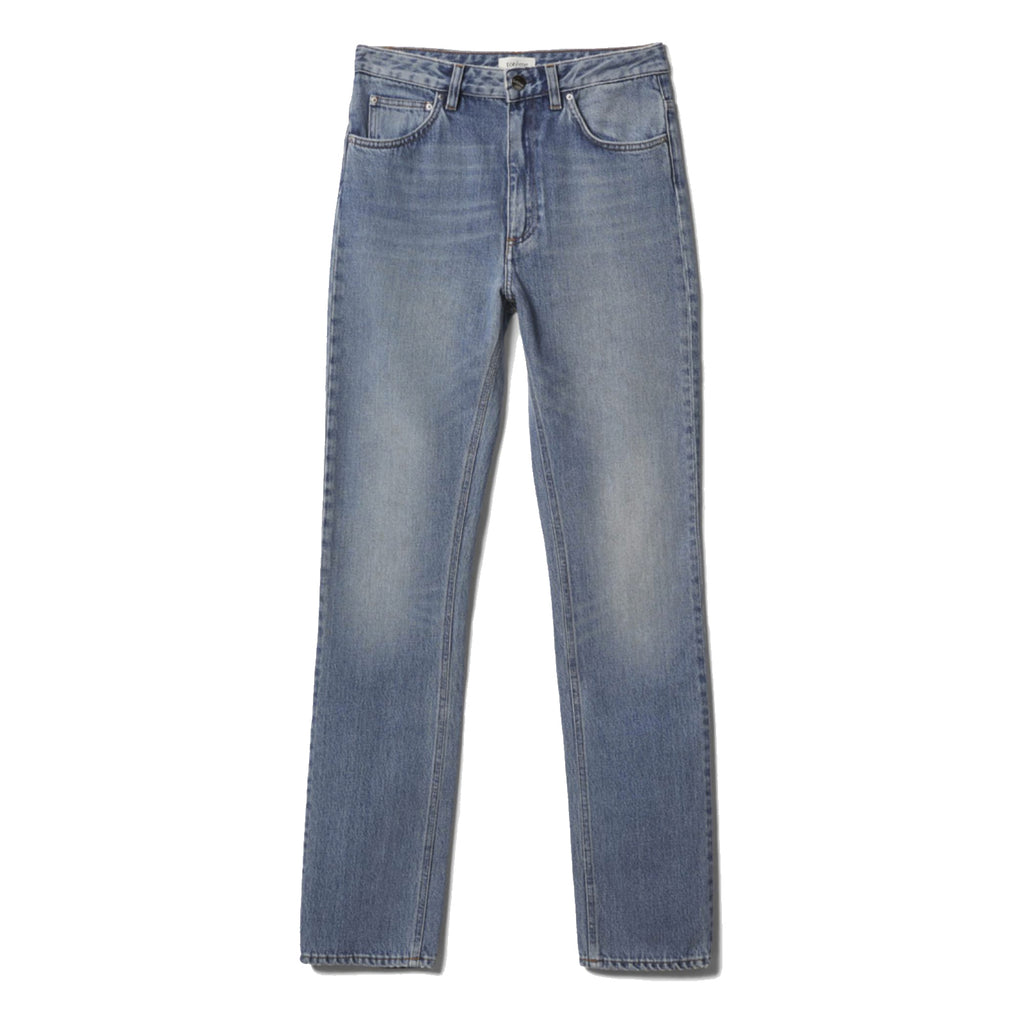Standard Washed Blue Denim